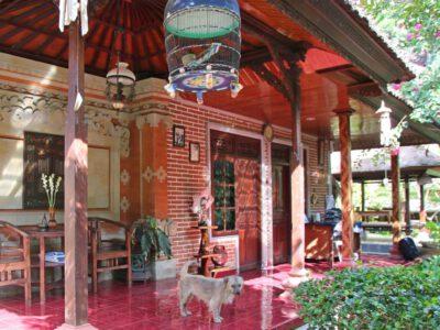 Verblijf in de authentieke homestay in Mambal net even buiten Ubud op Bali, Indonesie