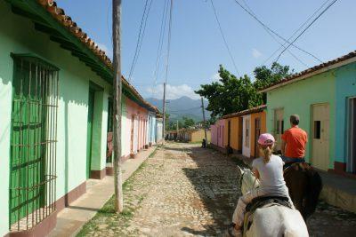paardrijden Trinidad