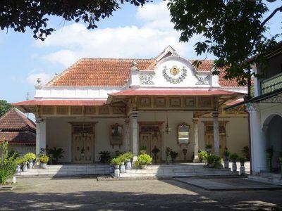 Gebouw in Yogyakarta