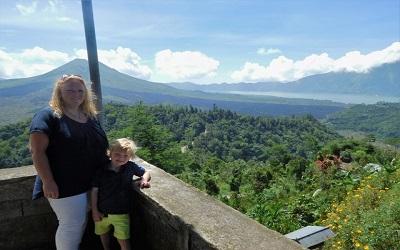Chantal van KidsReizen in Indonesië