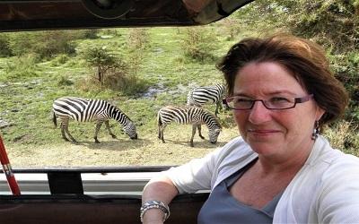 Ingrid van KidsReizen in Zuid-Afrika