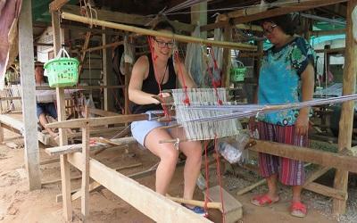 Nicole van KidsReizen in Thailand