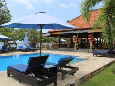 Verblijf in Pemuteran in Adi Assri Resort en ga snorkelen bij Menjangan, Bali